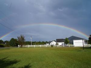 Rainbow in off of Stevens Chapel Rd, Smithfield, NC