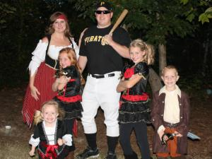 """The """"Pirates"""" In Rolesville, NC"""
