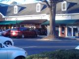 car crashes into bakery salt box village cary nc