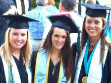 Viewer photos of students graduating from across the Triangle. Submit yours by searching 'report it' on WRAL.com.