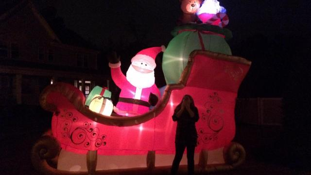 Holy Christmas Inflatables in Clayton