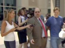 Web only: Jason Young leaves jail
