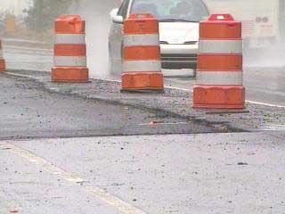 Guess Road Barrels