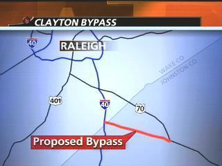 70 bypass, clayton bypass