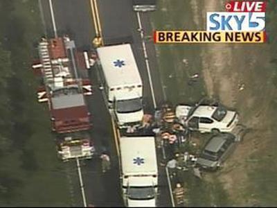 Highway 42 Accident