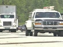 Repairs on Botched Paving Job to Snarl I-40 Traffic