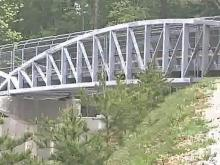 Delays Plague Cary Pedestrian Bridge