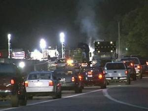The repaving of Interstate 40 through Durham County has caused traffic headaches for thousands of motorists because of overnight and weekend lane closures.