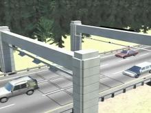 Tollroad data-takers
