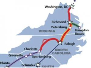 N.C. could get funding for high-speed rails