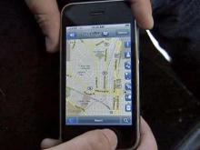 Mobile apps offer traffic info