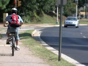 Raleigh becoming safer for bicyclists