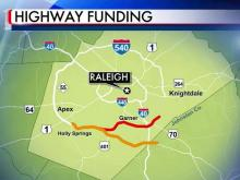 Repeal of NC law could open funding for Wake toll road
