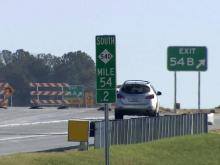 Sharp merge worries some Triangle Expressway drivers