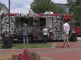 Porchetta Sandwich food truck