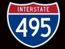 U.S. 64 between Raleigh and Rocky Mount has been designated as a new interstate highway, I-495.