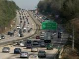 Interstate 40 traffic