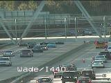 I-440 slow at Wade Ave.