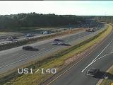 Traffic jam: Ramp from I-40 closed at U.S. 1