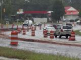 Leesville Road widening project