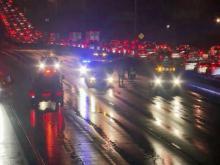 Multiple crashes close I-40 west near Burlington