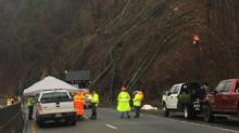 Damage from rock slide could close I-40 near Asheville for a