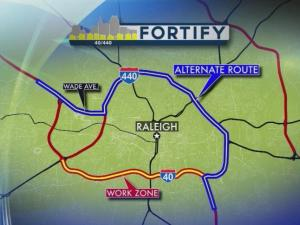 DOT: Long way around may save time during Fortify