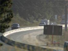 DOT: Drivers avoiding Fortify zone