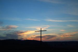 Photo by: Paul Speight. This picture was taken last year were we have sunrise service. I thought it would be nice to share it with everyone else.
