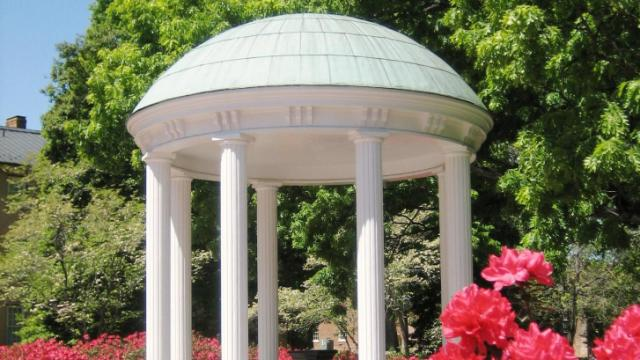 Photo by: Ashley McCullen. Springtime in Chapel Hill