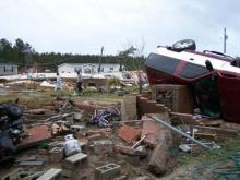 Video From Mobile Home Park, Riegelwood, N.C.