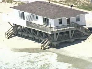 Sky 5 Tour of Topsail Island