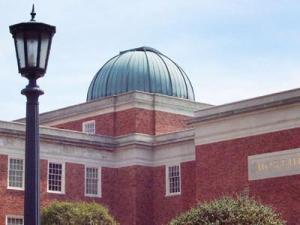 Morehead Planetarium Observatory Dome