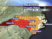 State's Drought Getting Worse, New Report Shows