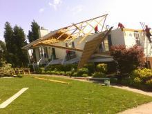 Triad 'dodged bullet,' despite tornado's destruction
