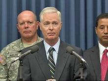 Web Only: Full Gov. Easley Hanna press conference