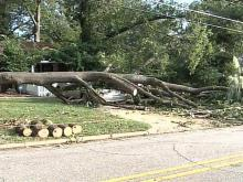 N.C. dries out after Tropical Storm Hanna