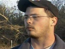 Tornado survivor: 'I'm going to die'
