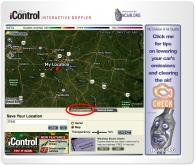 iControl Interactive Doppler Radar