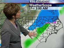 Video: WRAL's snow forecast