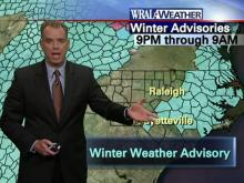 More snow forecast east of I-95