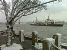 Snowy Coast Guard