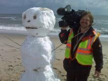 Carolina Beach snowman_02