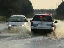 10/01: Pender County waits for rivers to crest