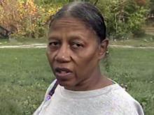 Woman, neighbor recall surviving tornado