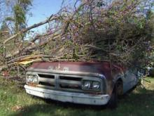 Granville County residents remember previous tornado