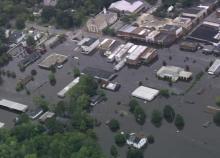 Windsor moves forward after flood