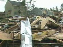 Warm winter day recalls tornado of 1998