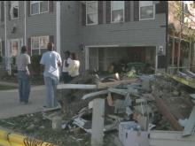 Raleigh neighborhood shredded by tornadic winds