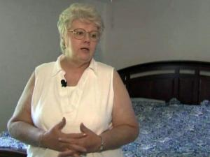 Sherry Baker and her family plan to move on after the April 16, 2011, tornado and not return to their damaged Dunn home.